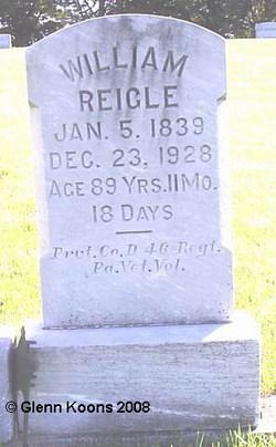 William Reigle