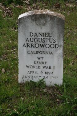 Daniel Augustus Arrowood