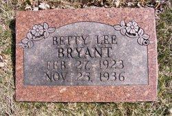 Betty Lee Bryant