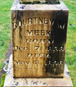 Courtney Walker Meek