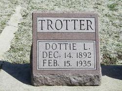 Dottie Lockey <i>Adams</i> Trotter