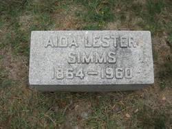 Aida Lester <i>Simms</i> Everleigh