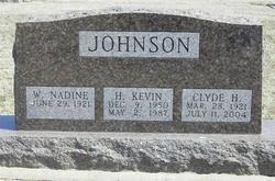 Henry Kevin Johnson