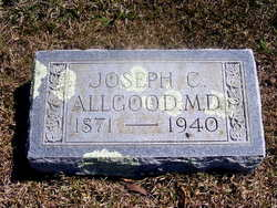 Dr Joseph Curry Allgood