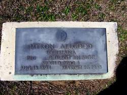 Myron Allgood