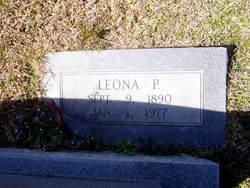 Leona P. <i>Allgood</i> Allgood