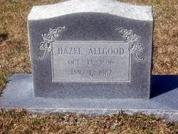 Hazel Allgood