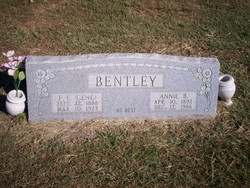 Annie Belle <i>Tramel</i> Bentley