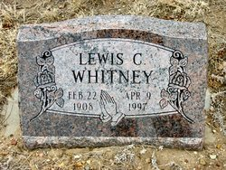 Lewis Cass Whitney