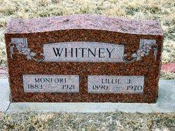 Monfort Whitney, Sr