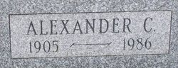 Alexander C Allard