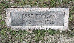 Jesse T. Brown
