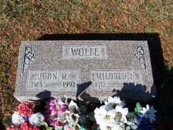 John M. Wolfe