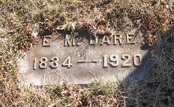 Elizabeth M. Lizzie Dare