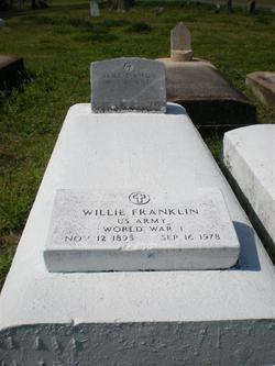 Willie Franklin