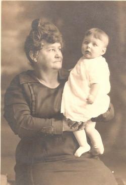 Ida Louise <i>Ousley</i> Bearden