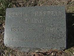 Bernia <i>Chappell</i> Young