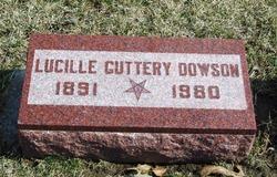 Lucille <i>Guttery</i> Dowson