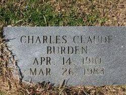 Charles Claude Burden