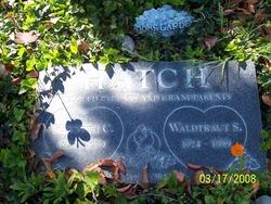 Waldtraut S. Hatch