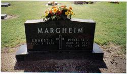 Phyllis Jean <i>Jones</i> Margheim