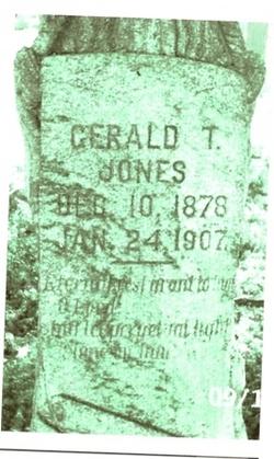 Gerald T. Jones