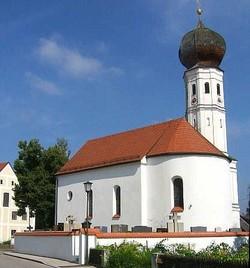 Friedhof Oberbachern