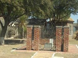Robert Clay Allison Burial Site