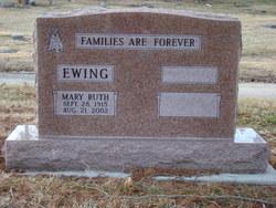 Mary Ruth <i>Masters</i> Ewing