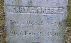 Henry Collamer Greene