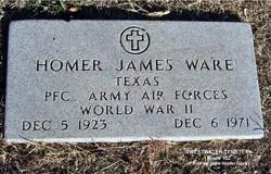 Homer James Ware