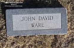 John David Ware