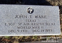 John Tenon Ware, Jr