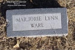 Marjorie Lynn Ware