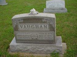 John W Bob Vaughan