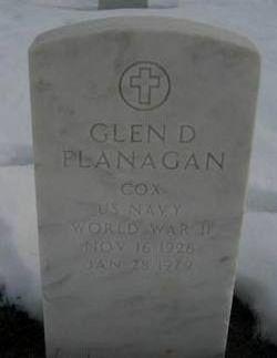Glen Daniel Flanagan