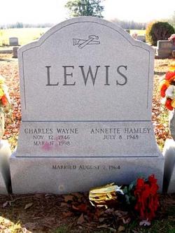 Charles Wayne Lewis