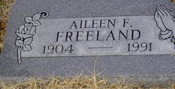 Aileen F. <i>McDonald</i> Freeland