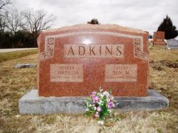 Benjamin McCulloch Adkins