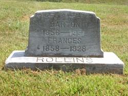 Frances Marion <i>Dotson</i> Rollins