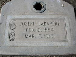 Joseph Labarere