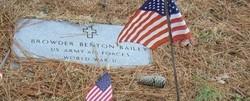 Browder Benton Bailey