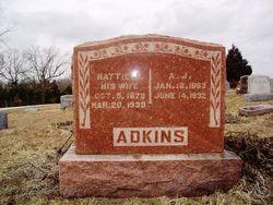 Andrew Jackson Adkins, Jr