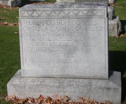 Orlando Hopkins Ross