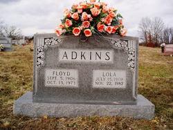 Lola <i>Frey</i> Adkins