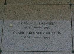 Clarice <i>Kennedy</i> Creedon
