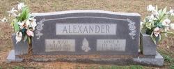 Annie <i>Reed</i> Alexander