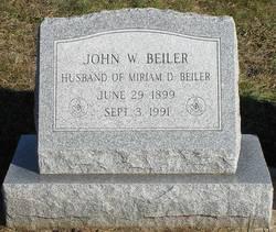 John W Beiler