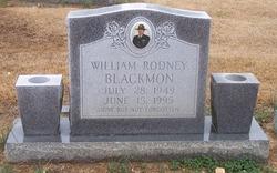 William Rodney Blackmon