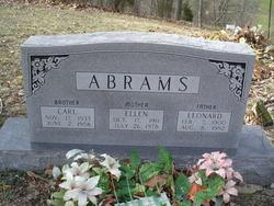 Leonard Abrams